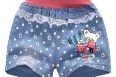 Girls-kids-summer-denim-short-pant