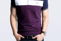 Men-Short-sleeve-polo-shirt