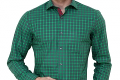Woven-Men-Check-Shirt